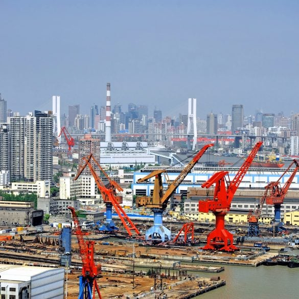 Review of Investment Proposals, Port of Changshu, China