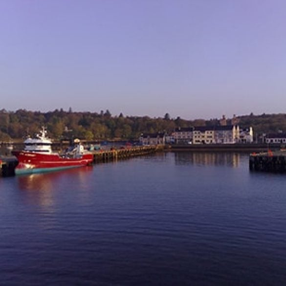 Strategic Review and Market Study, Perth Harbour, Scotland