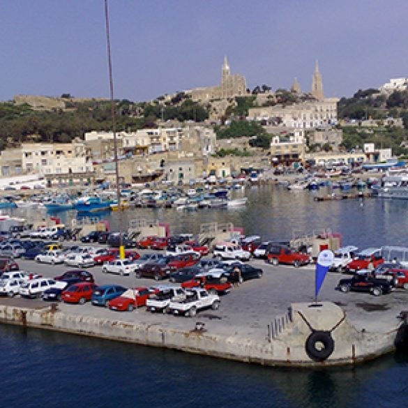 Ferry Study and Port Development Plan, Malta