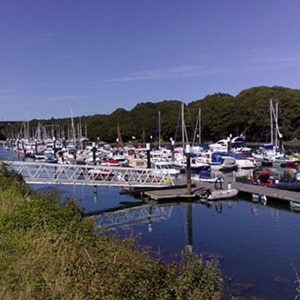 Development and Funding of Marinas, Ireland / UK