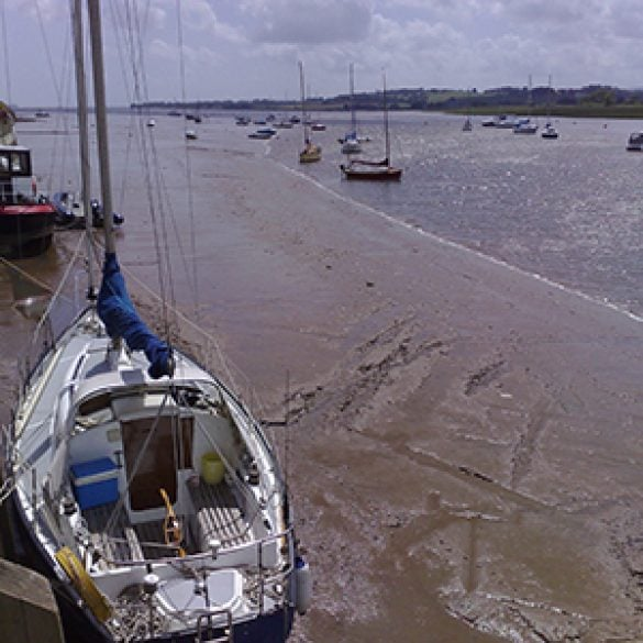 Exe Estuary Nagivation Authority Advice, UK