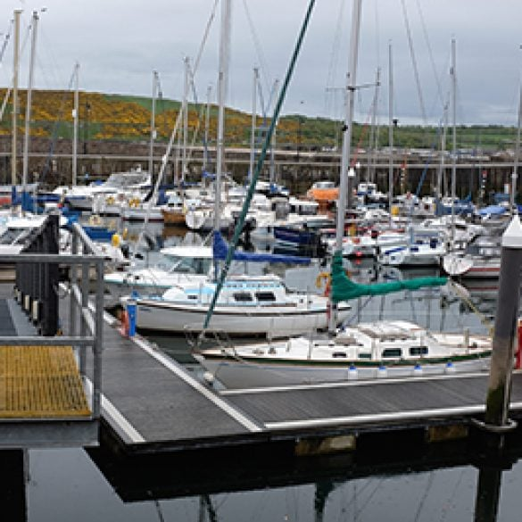 Banff Harbour Business Plan, Scotland